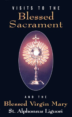 Visits to the Blessed Sacrament Book