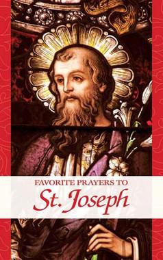 Favorite Prayers to St. Joseph Booklet