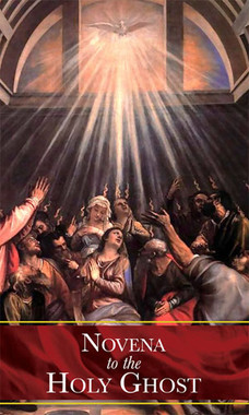 Novena to the Holy Ghost - Booklet