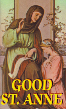 Good St. Anne Booklet
