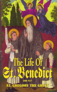 Life of St. Benedict Booklet