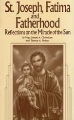 St. Joseph, Fatima, and Fatherhood