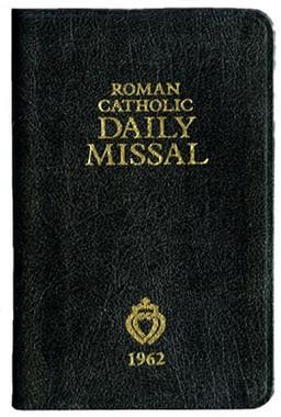 1962 Roman Missal