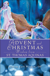 Advent Christmas Wisdom from St. Thomas Aquinas - book