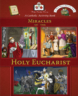 Miracles of the Holy Eucharist - book