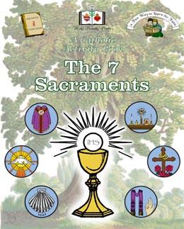 The 7 Sacraments Activity Book