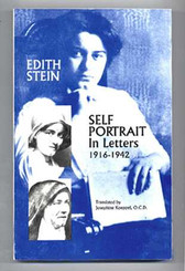 Edith Stein - Self-Portrait in Letters Book