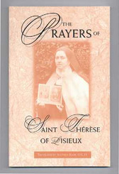 The Prayers of Saint Therese Book