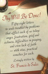 Thy Will Be Done Book