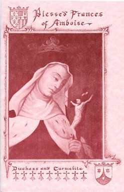 Blessed Frances of Amboise