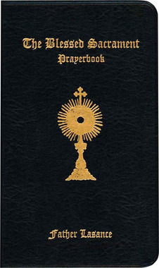 The Blessed Sacrament Prayerbook