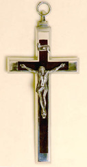 Ebony crucifix