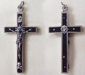 Small Bancel Profession Crucifix