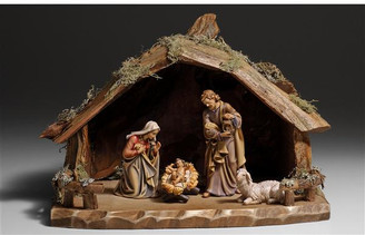 6-Piece Nativity Set
