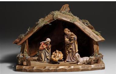 6-Piece Nativity Set