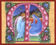 Annunciation to the Virgin Christmas Card