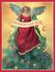 Treetop Angel Christmas Card