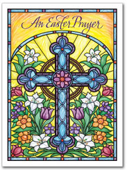 An Easter Prayer Greeting Card