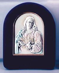 Sacred Heart Jesus Easel