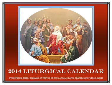 Traditional Liturgical Calendar