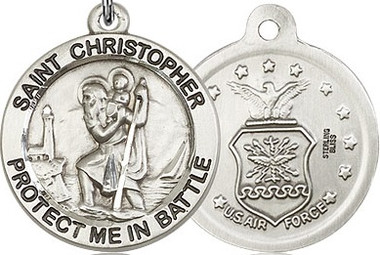 St. Christopher Air-Force Medal
