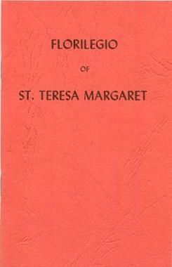 Florilegio of St. Teresa Margaret