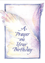 A Prayer on Your Birthday Card
