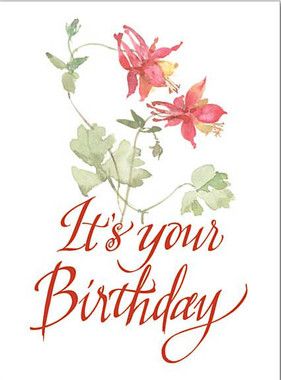 It's Your Birthday - Birthday Card