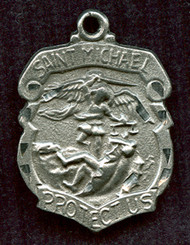 St. Michael Shield Medal