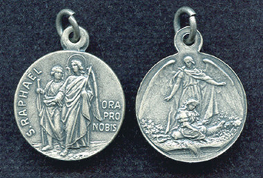 St. Raphael / Guardian Angel Medal