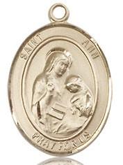 """St. Ann Medal - .75"""""""