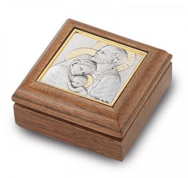 Holy Family Rosary Box
