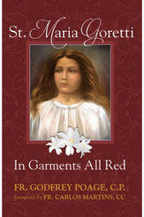 St. Maria Goretti - In Garments All Red