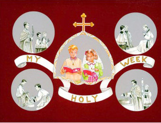 My Holy Week Missal - Holy Week for Children