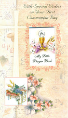 Special Wishes First Communion Card