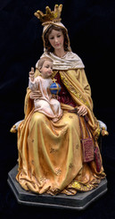 Our Lady of Mount Carmel Resin Statue