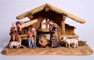 7-piece Nativity Set