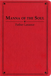 Manna of the Soul  - large print Prayer book
