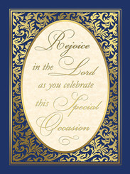 Special Occasion Greeting Card