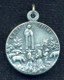 Front side of medal - .75""