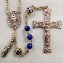 Lapis St. Joseph Rosary