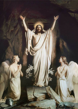 The Resurrection by Bloch