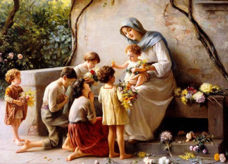 Adoration of Children