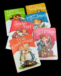 All six books