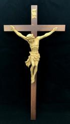 German Wall Crucifix
