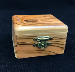 Front view of rectangle box