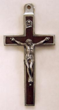 Rosewood Crucifix