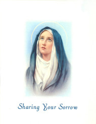Sharing Your Sorrow Sympathy Card