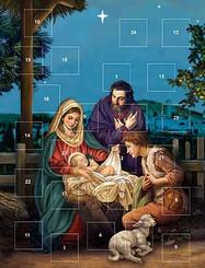O Holy Night Advent Calendar