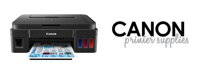 Canon printer supplies